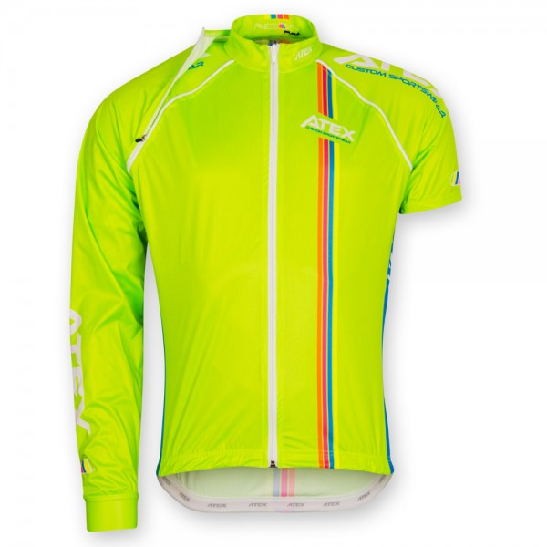 Jersey EVERETT TOUR NEON ROAD with detachable sleeves