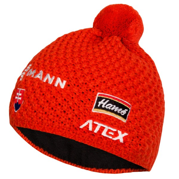 Knitted hat BIATHLON SVK