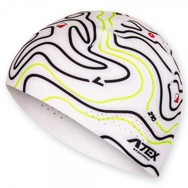 Single-layer hat ORIENTEERING white
