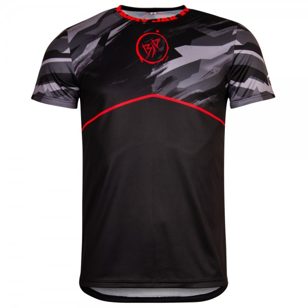 Sports jersey with short sleeves BJP