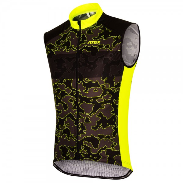 Cycling vest Profi Plus CAMO