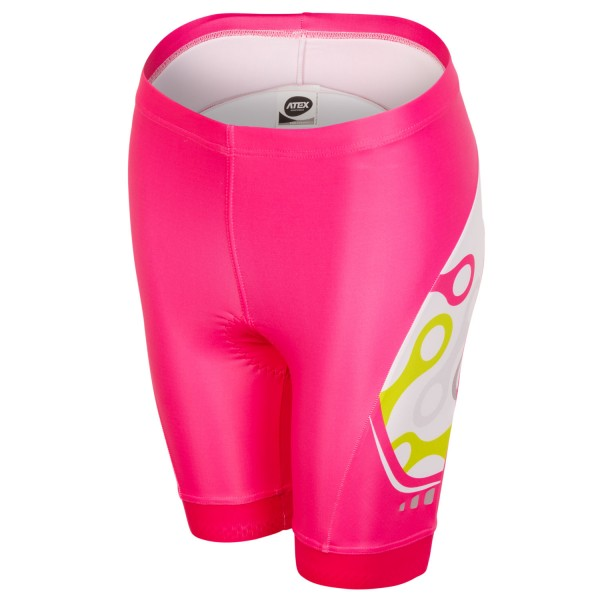Women's cycling shorts ELEMENT pink
