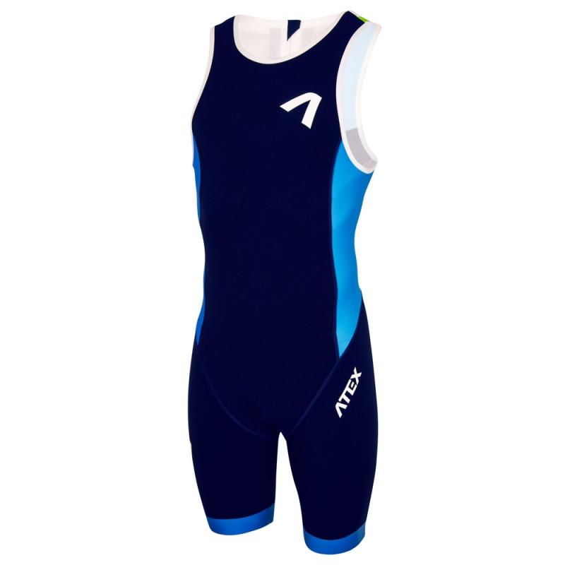Men's triathlon suit REVOLT blue
